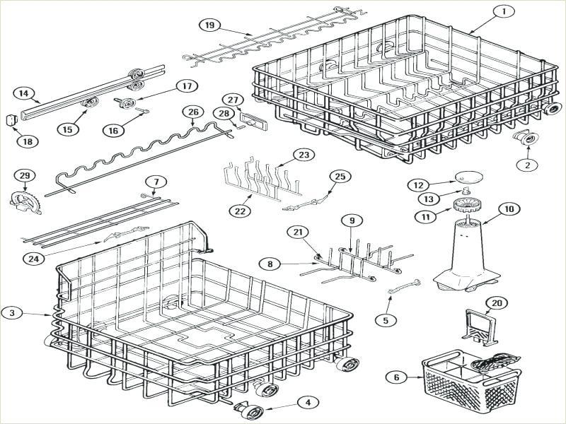 [YB_6361] Maytag Dishwasher Wiring Diagram Free Diagram
