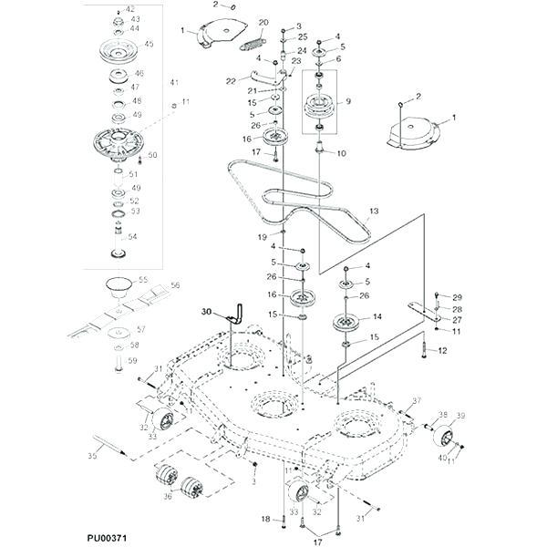 [GZ_0298] John Deere L130 Steering Parts Diagram View