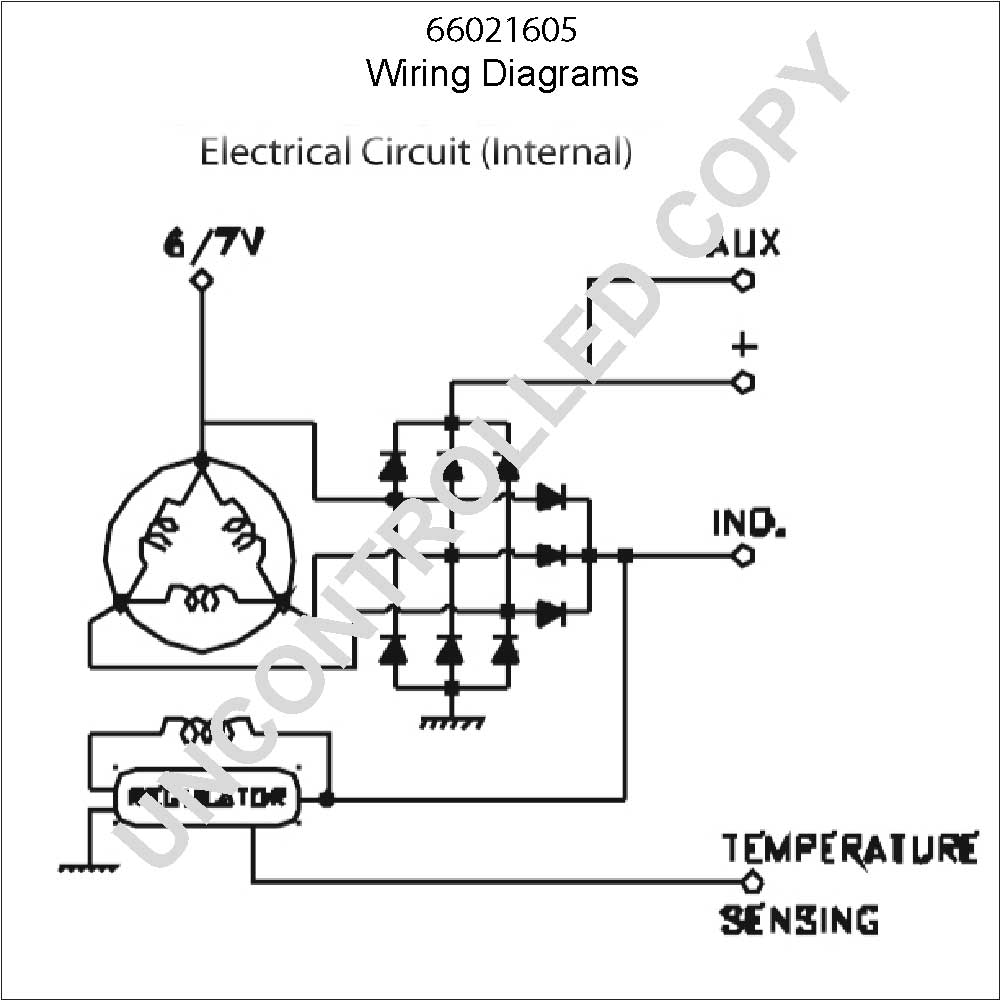 [GO_1116] 22Si Delco Alternator Wiring Diagram Alternator