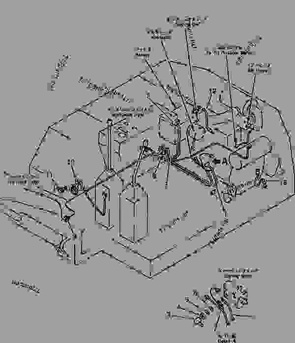 [SA_4215] Komatsu Excavators Wiring Diagram Wiring Diagram