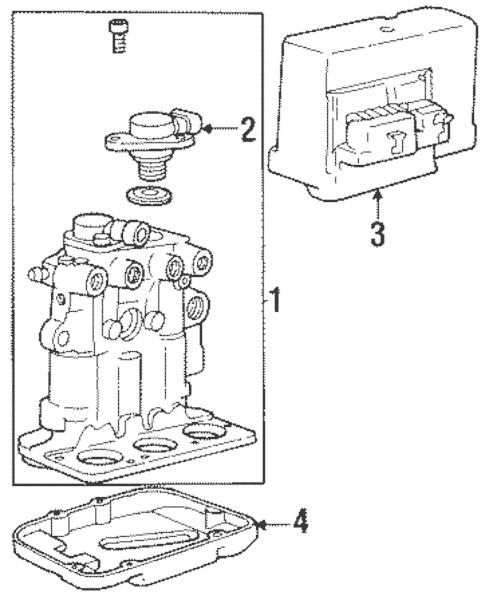 [CV_5622] Chevrolet Lumina Ls 3 1 V6 Gas Wiring Diagram