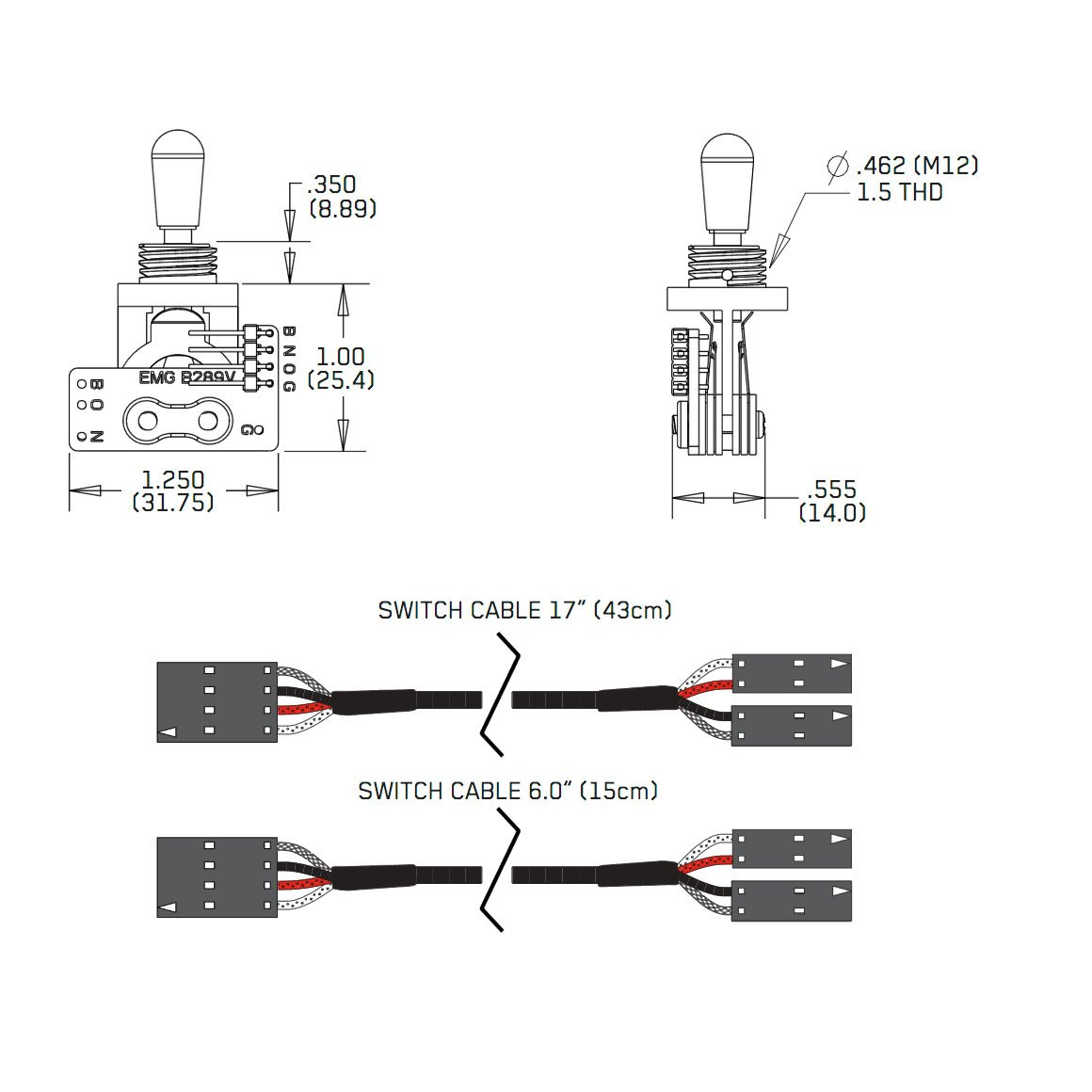 Wiring Diagram Gallery: Emg Wiring Diagram 3 Way Switch