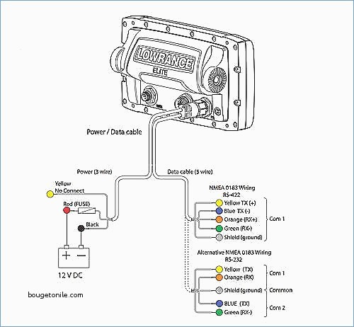 [WA_9705] Nmea 0183 Lowrance Elite Wiring Diagram