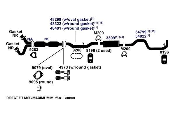 ford ranger muffler diagram wiring