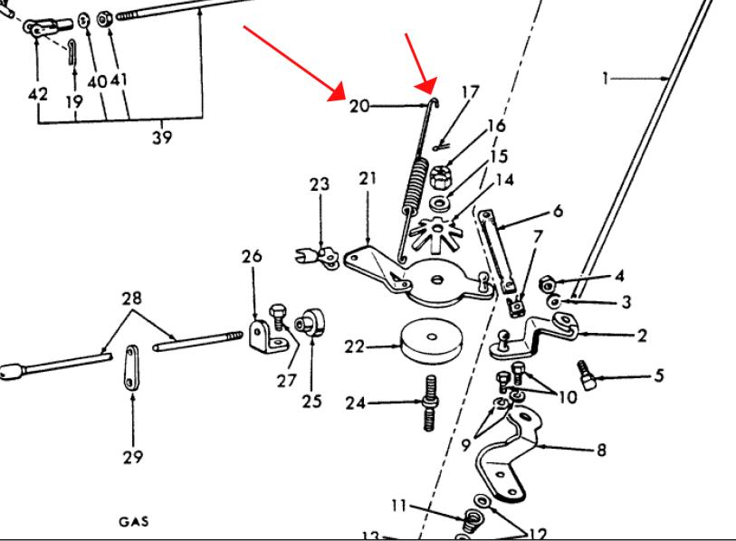 [MH_4313] Ford 9N Throttle Linkage Diagram Free Diagram
