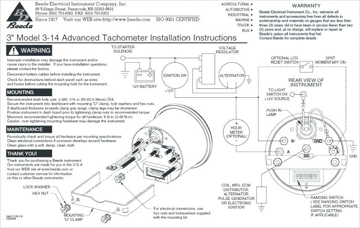 [ZG_7973] Tic Toc Tach Wiring Diagram For A Download Diagram