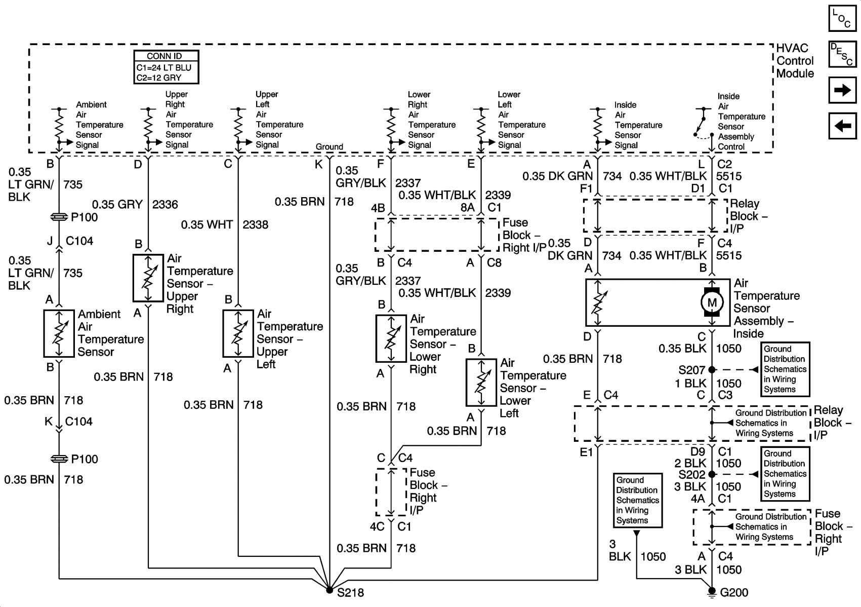 2002 Buick Rendezvous Stereo Wiring Diagram Pictures