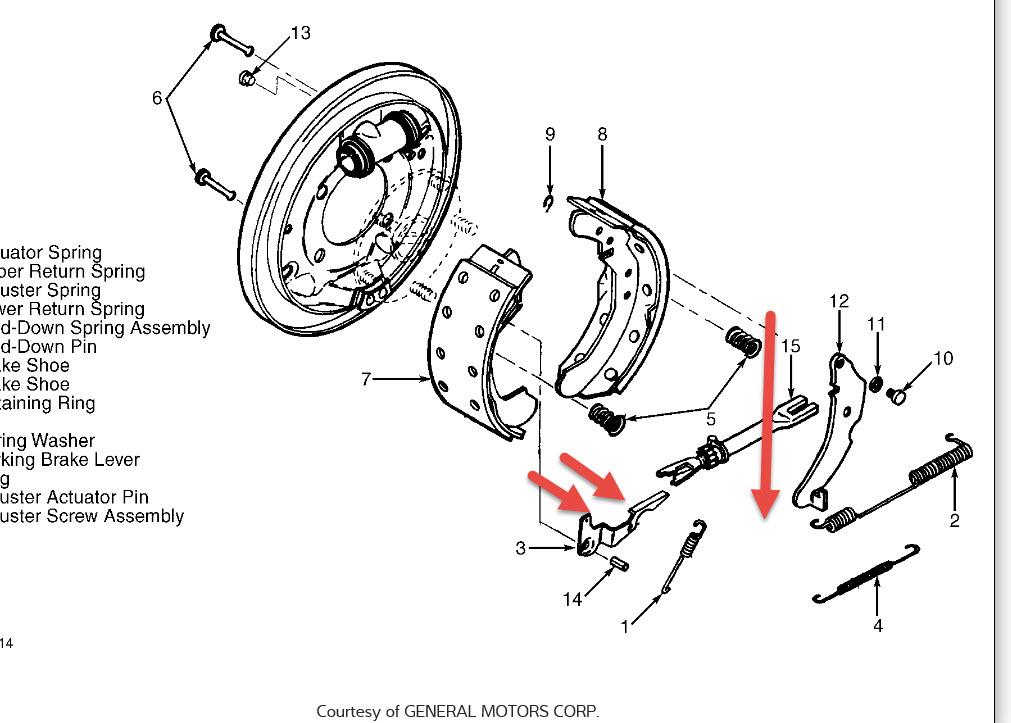 [ER_8632] Chevy Truck Rear Drum Ke Diagram Download Diagram