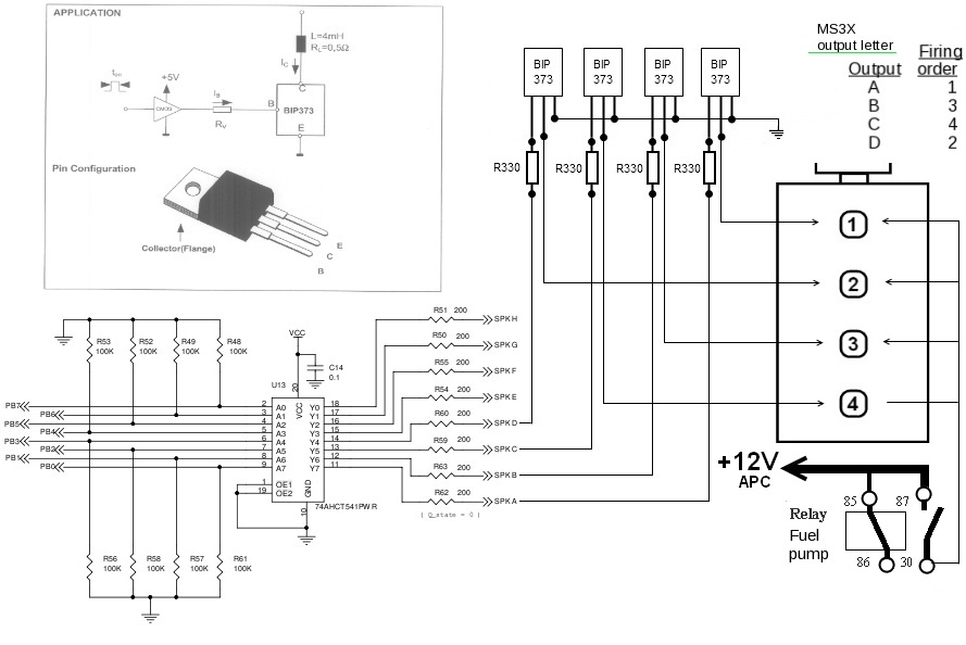 [OA_9646] Waste Spark Coil Wiring Diagram Free Diagram