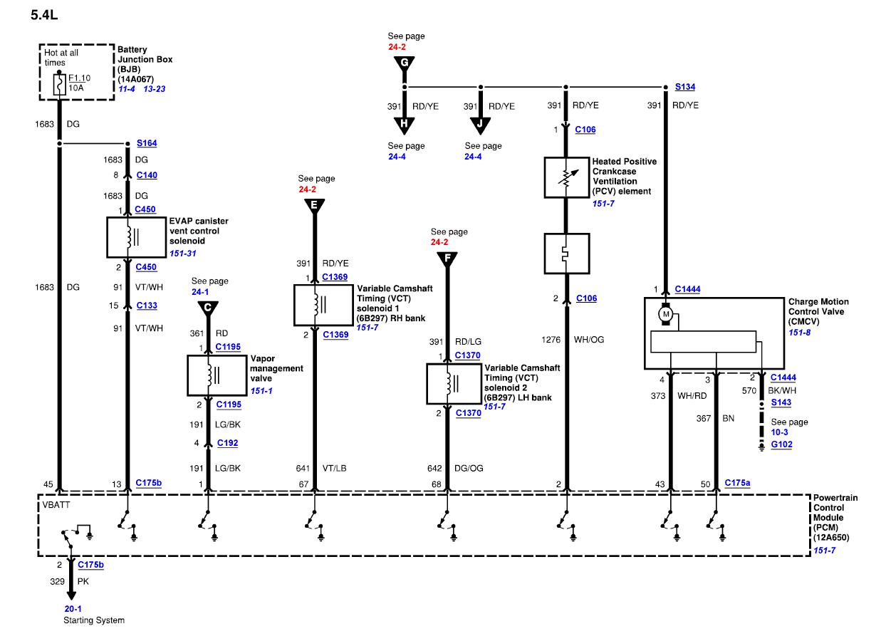 [FC_6669] Ford Explorer Pcm Wiring Diagram Free Diagram