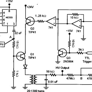 [MY_0526] High Voltage Transformer Wiring Diagram Download