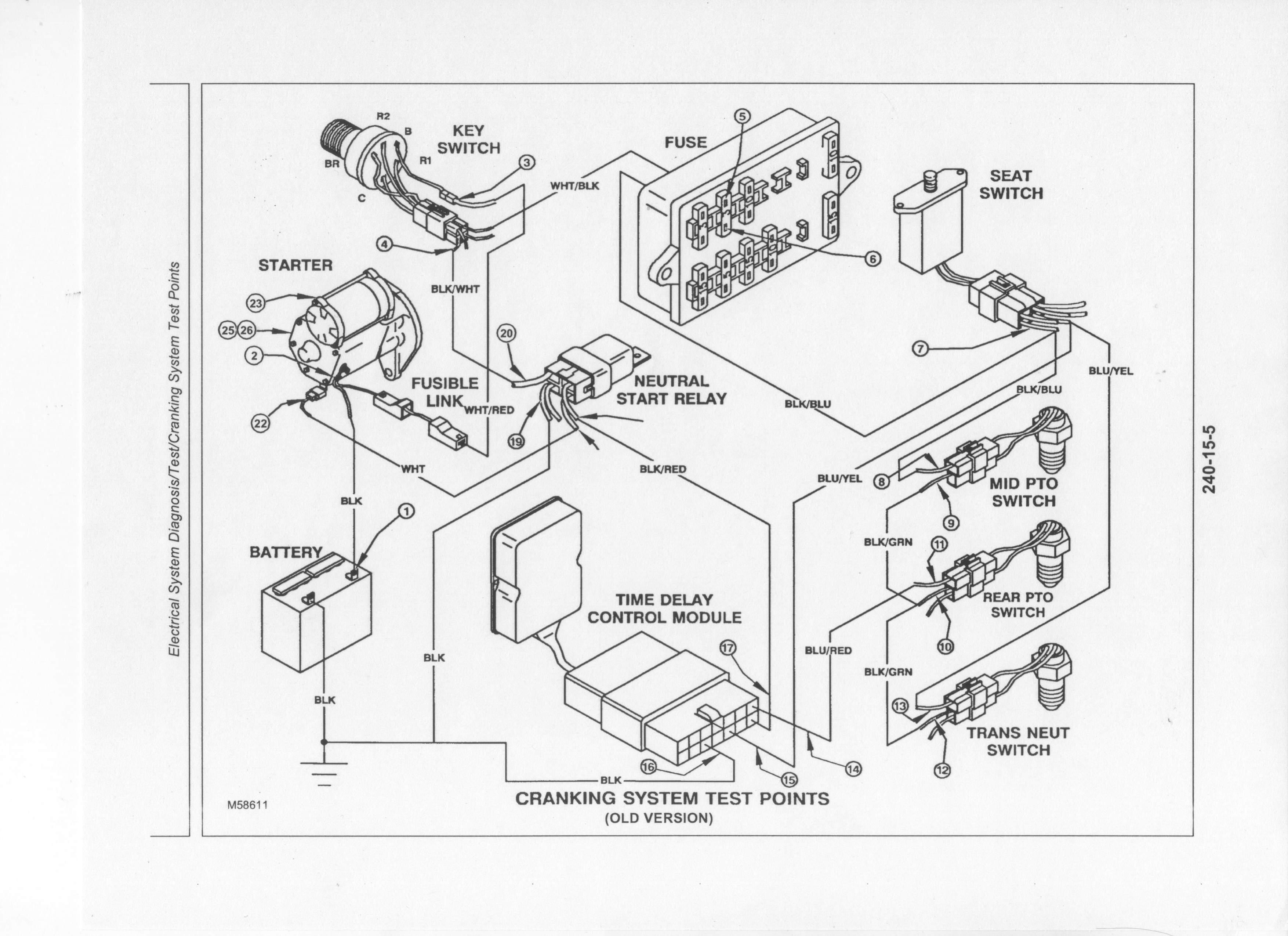 [DIAGRAM] John Deere 111 Wiring Diagram Pdf FULL Version
