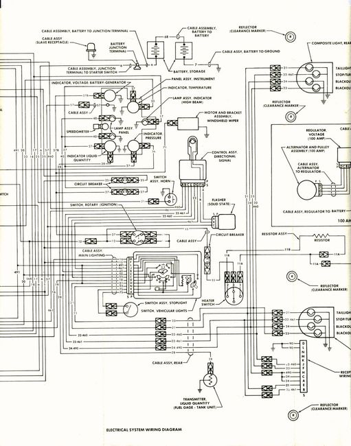 [YE_4281] M151A2 Wiring Diagram Download Diagram