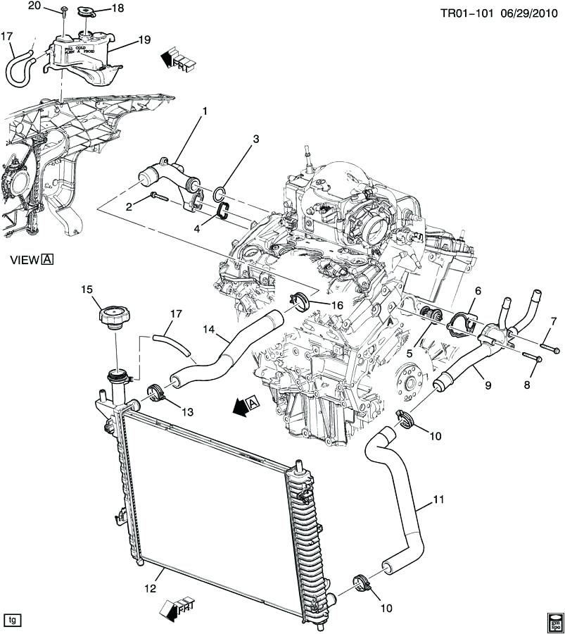 2007 Gmc Sierra Ignition Wiring Diagram