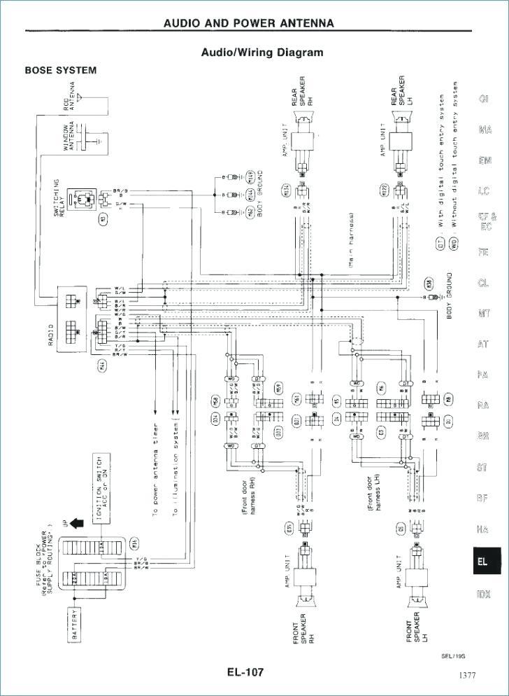 2006 Nissan Sentra Rockford Fosgate Wiring Diagram For