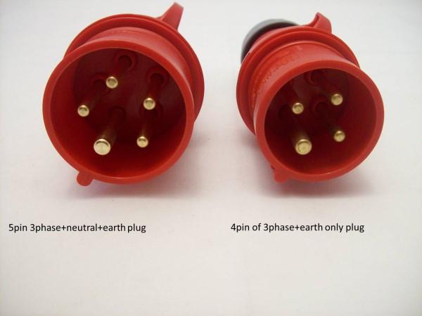 3 phase 4 pin plug wiring diagram  ice cabin wiring diagram
