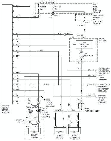 [YS_0980] Panasonic Head Unit Wiring Car Schematics