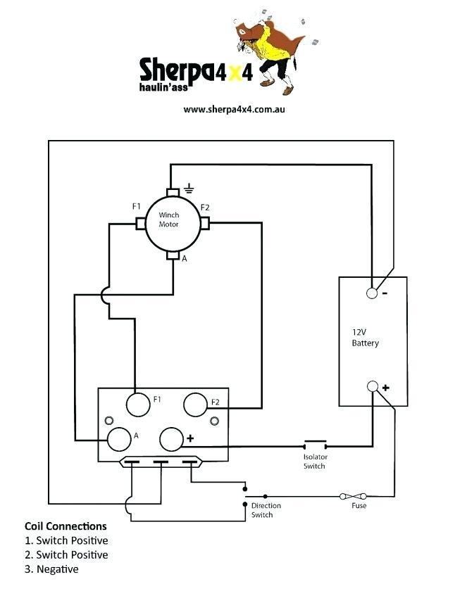 Atv Winch Solenoid Wiring Diagram Collection