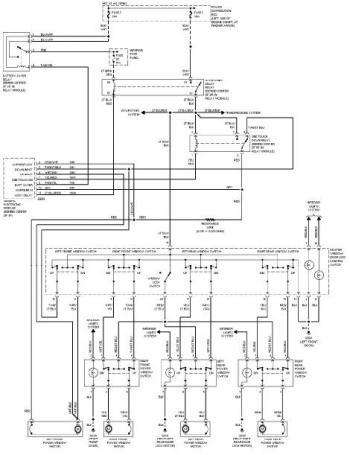 [LW_5335] 1996 Ford Explorer Transmission Diagram