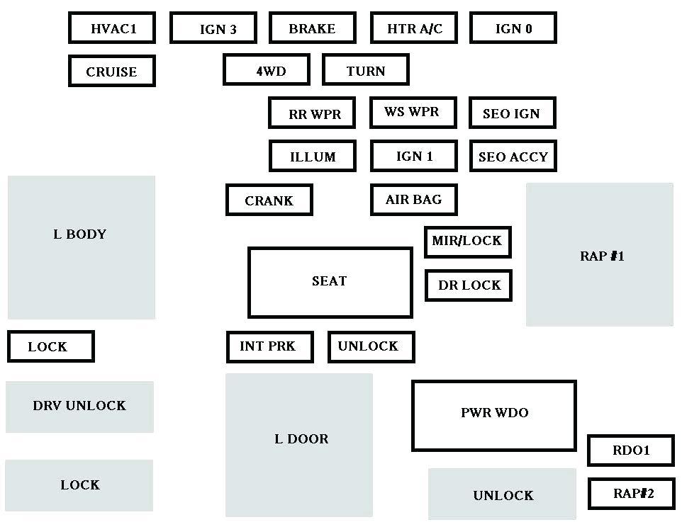 [YH_9252] Mack Ch613 Wiring Diagram Schematic Wiring