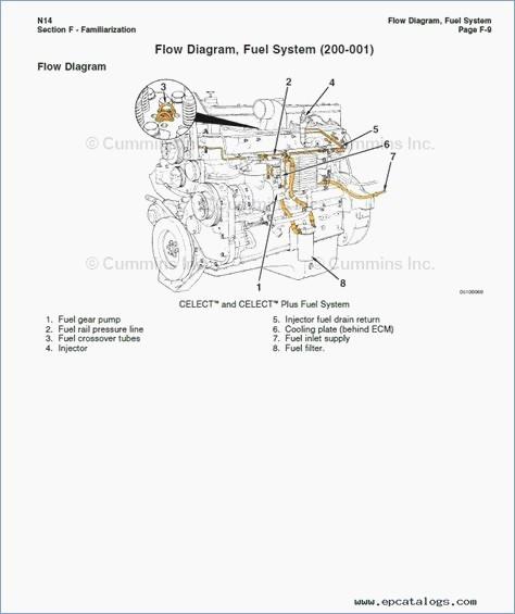 Cummins M11 Ecm Wiring Diagram Database