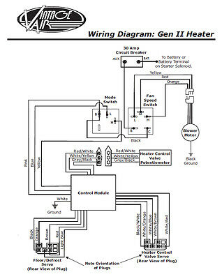 [EH_8139] Vintage Air Wiring Diagram Vacuum Download Diagram