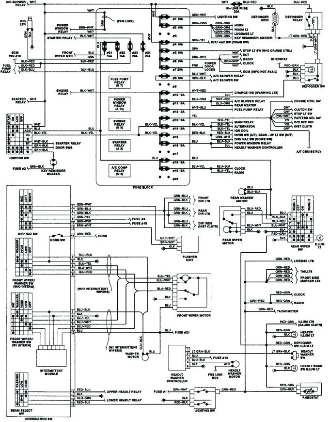 2002 Ford Mustang Radio Wiring Diagram / 2002 Ford Escape