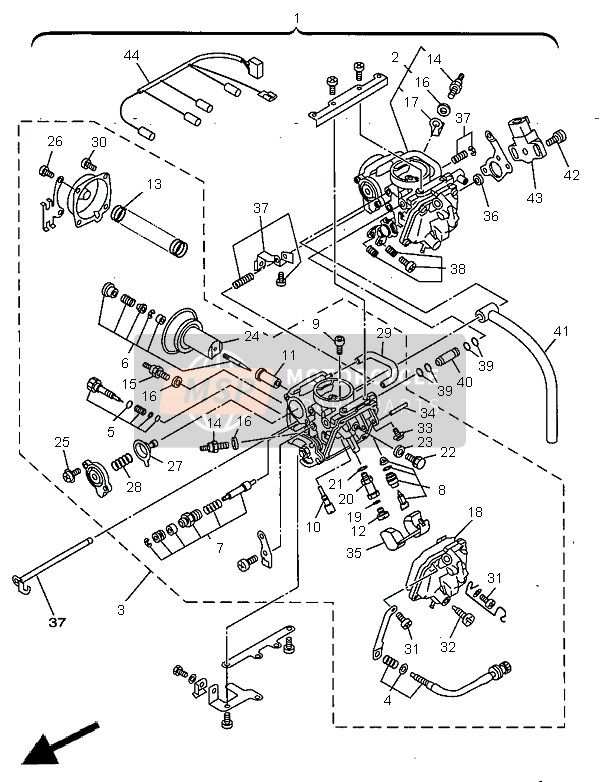 [VS_5412] Yamaha Moped Wiring Diagram Download Diagram