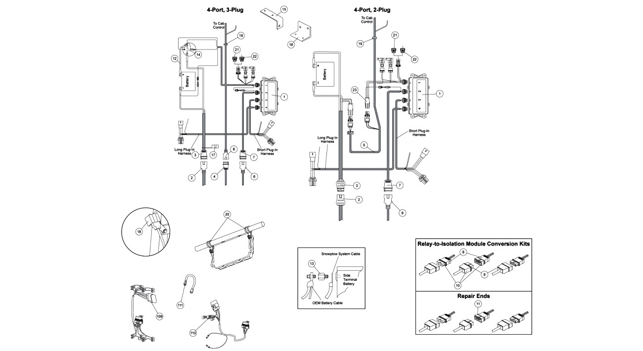 Western Unimount Plow Wiring Diagram : Wiring Diagram