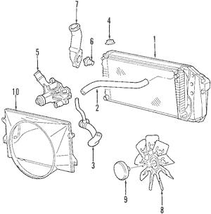 [NZ_3168] Ford Thermostat Diagram Schematic Wiring