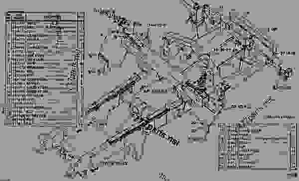 [SV_7813] Bobcat 763 Hydraulic Line Diagram Schematic Wiring