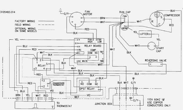 [TV_0243] Honeywell Ct31A1003 Wiring Diagram Download Diagram
