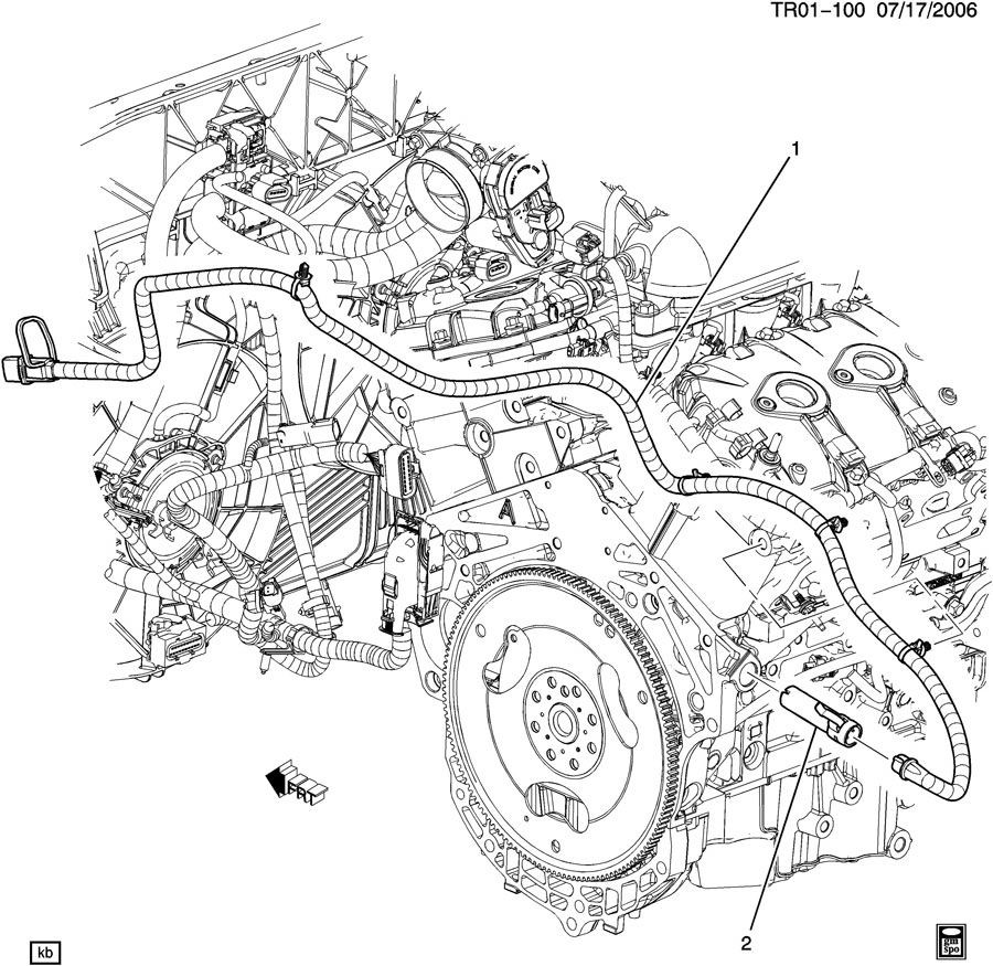 [YL_0501] 2011 Chevy Traverse Engine Diagram Download Diagram