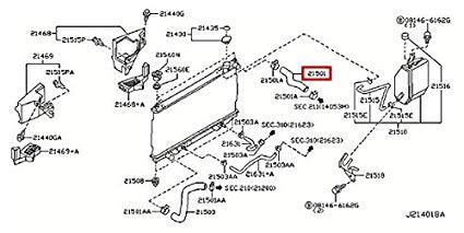 [MT_6040] Infiniti Heater Hose Diagram Schematic Wiring