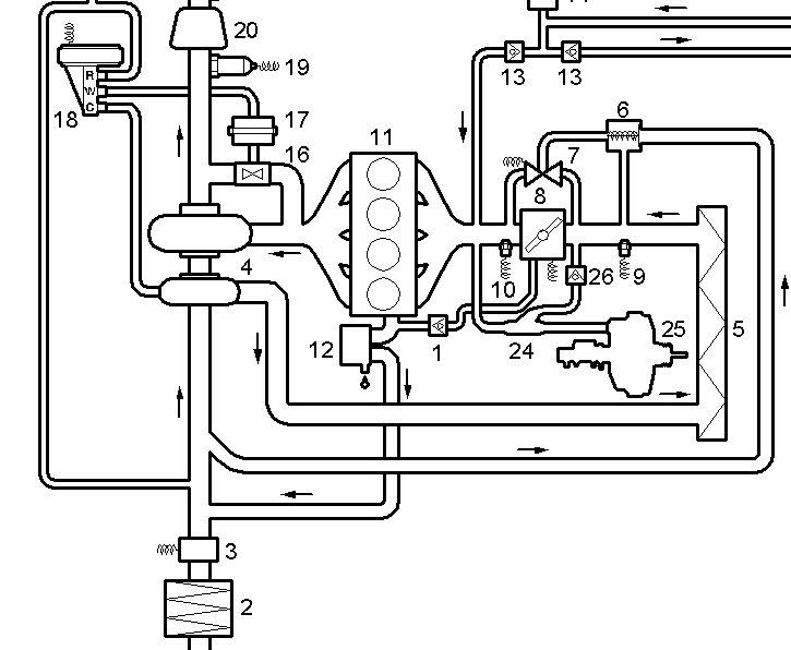 [EM_7333] Saab Vacuum Line Diagram Download Diagram