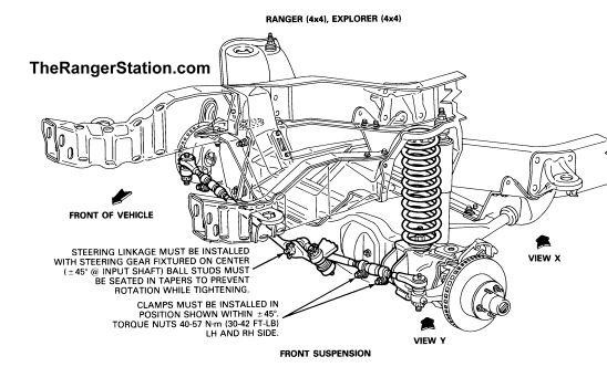 [MH_2280] Ford Ranger Xlt 40 Rear Drum Brakes Need Diagram