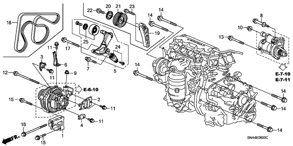[WR_2303] 2007 Honda Civic Engine Diagram Free Diagram
