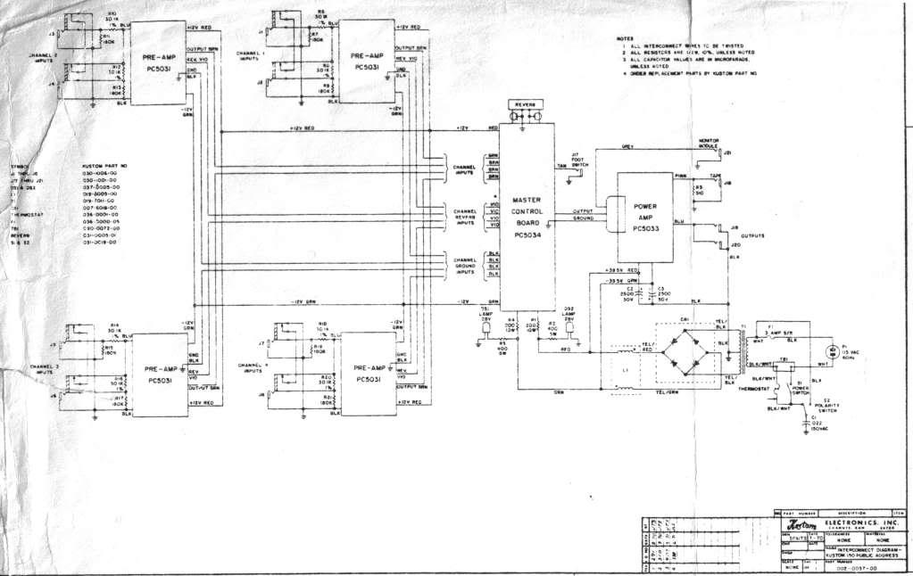 [YO_8827] Kustom Defender Schematic Download Diagram