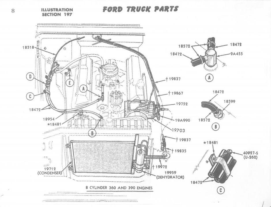 [OA_0409] 2002 Ford Expedition Heater Hose Diagram On F350