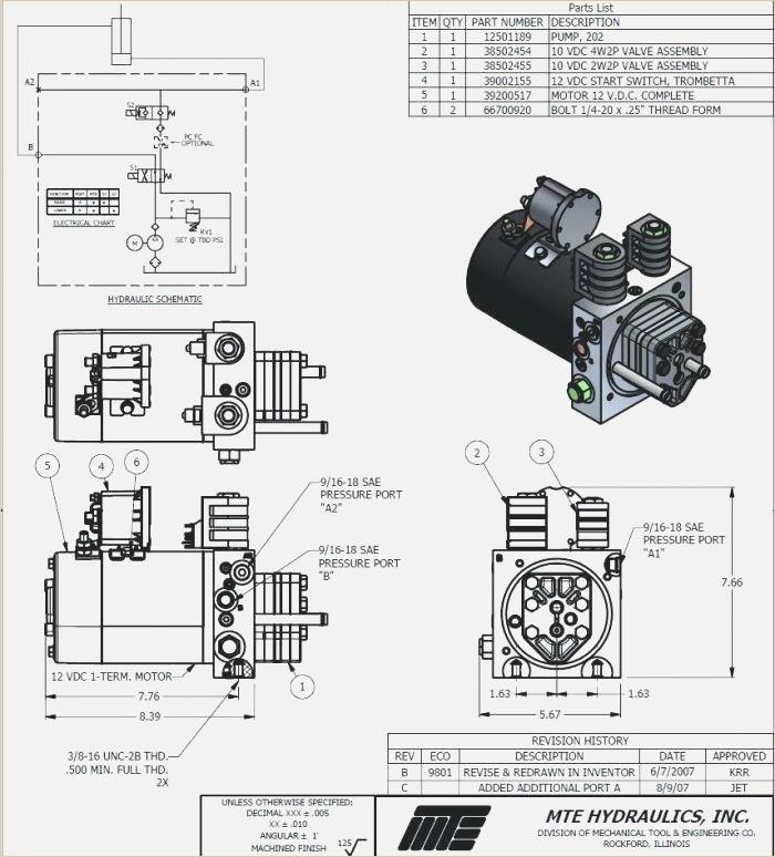12 volt hydraulic pump wiring diagram,wiring diagram
