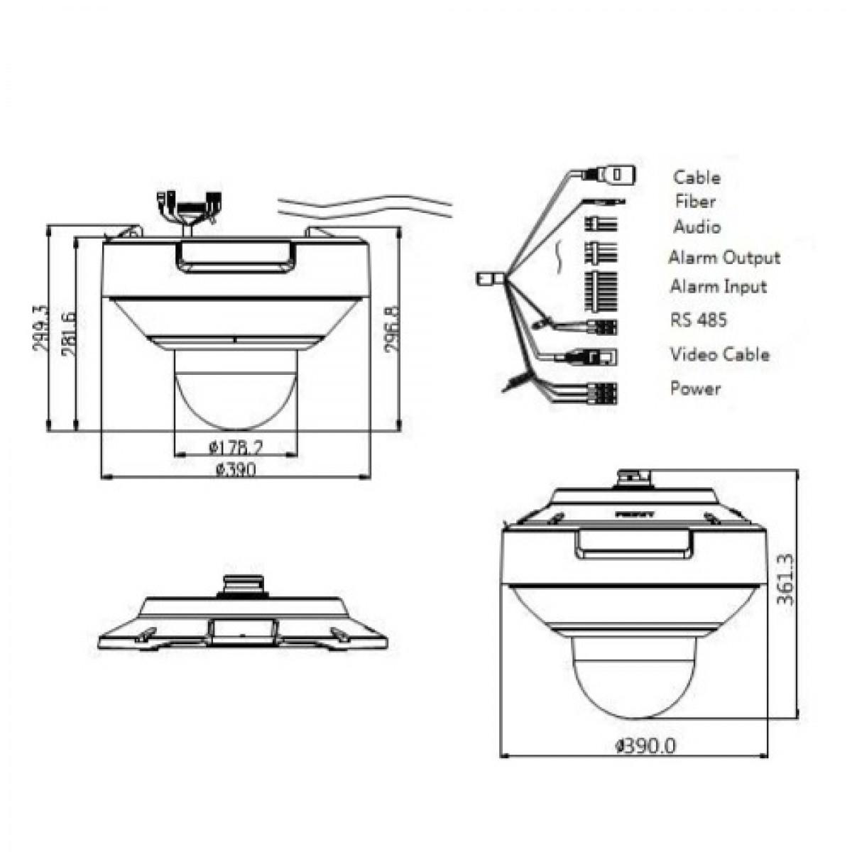 [BZ_7551] Ptz Security Camera Wiring Diagram Schematic Wiring