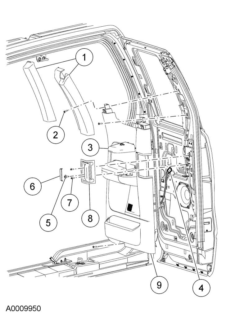 [DIAGRAM] How To Remove Door Panel And Install Speakers