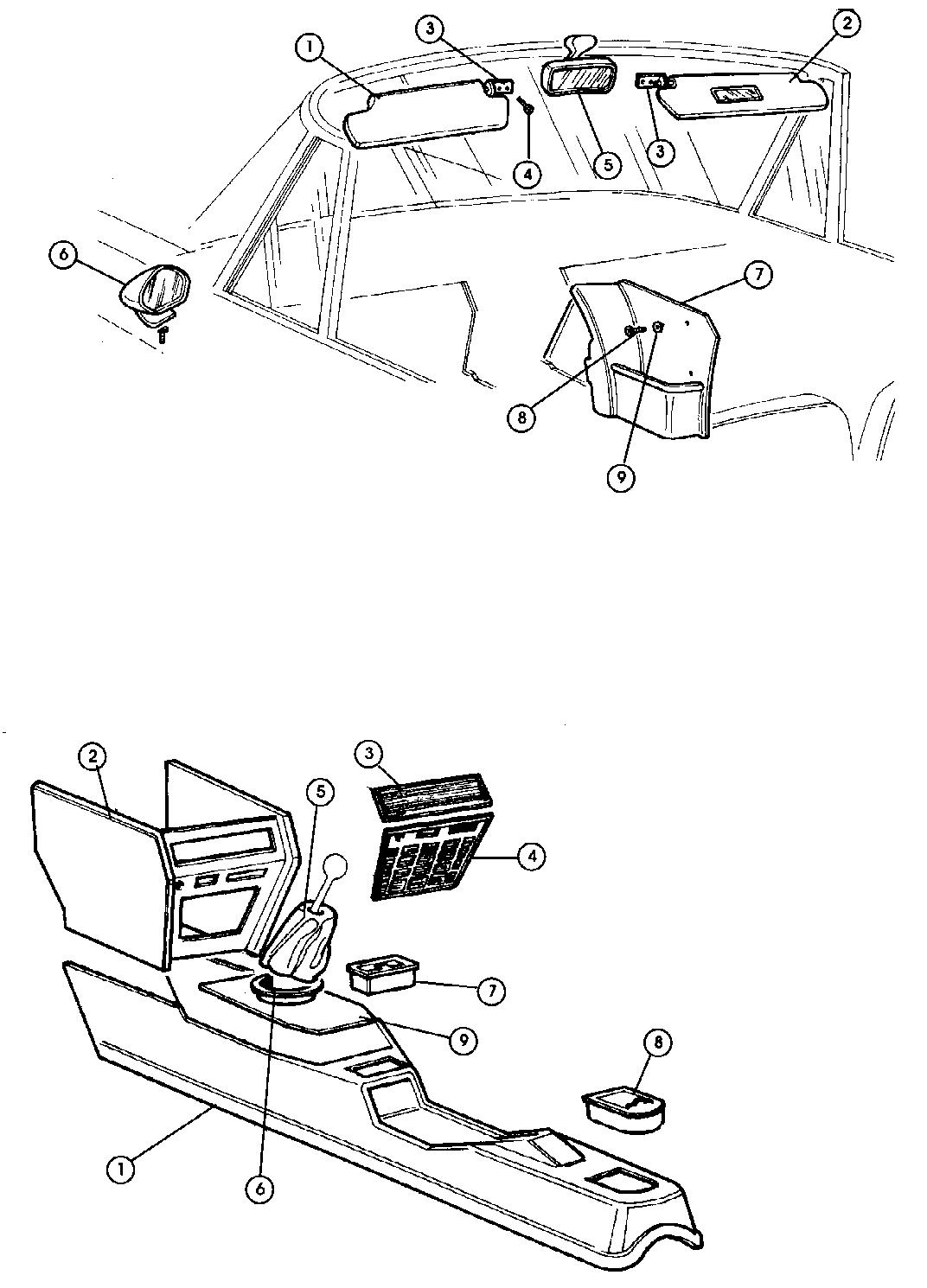 [DF_6515] Fiat 124 Transmission Diagram Schematic Wiring