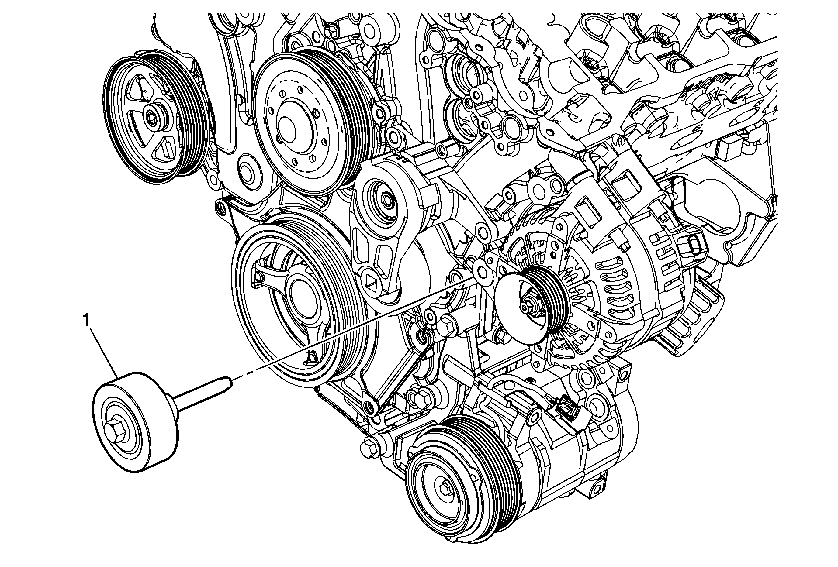 Buick Enclave Engine Diagram : Buick Enclave 3 6 Engine