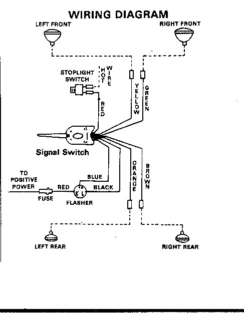 [FZ_2296] Turn Signal Switch Wiring Schematics Download