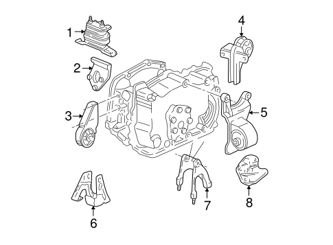 [FN_1708] Alero Brake Line Diagram On 2000 Oldsmobile