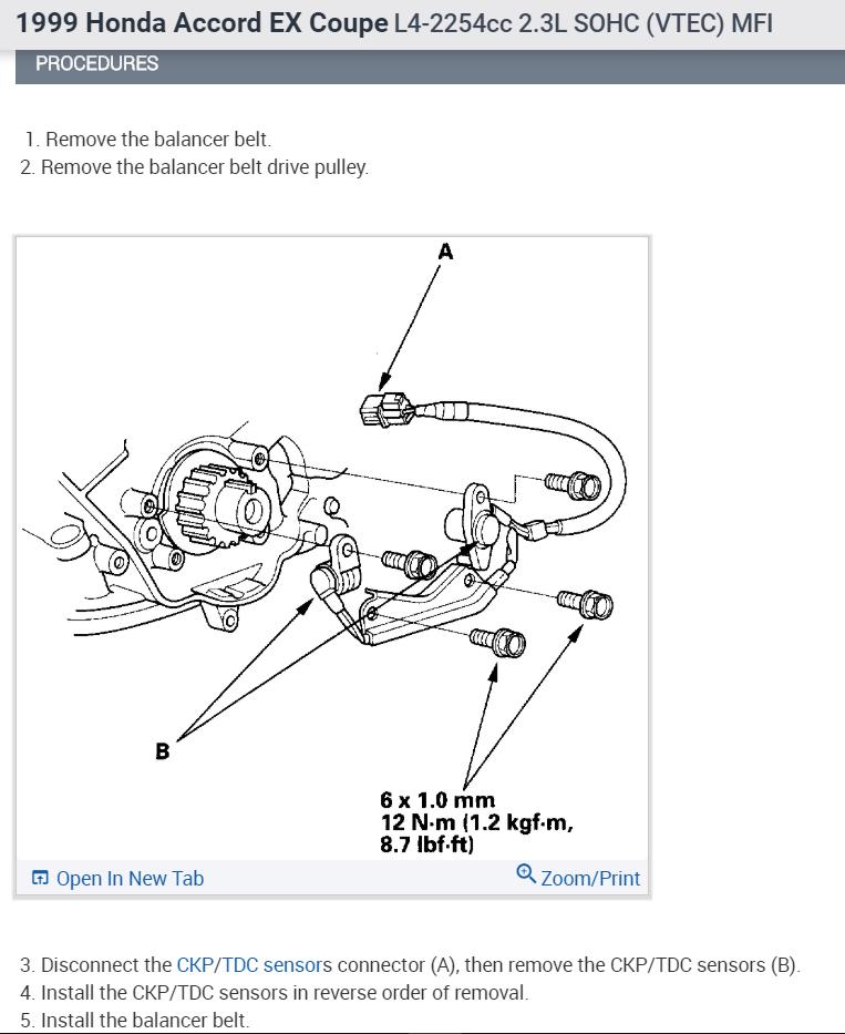 99 Honda Accord Engine Diagram : DIAGRAM in Pictures