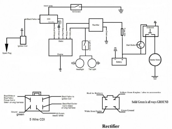 ah3428 diagram besides 1978 honda ct70 wiring diagram on