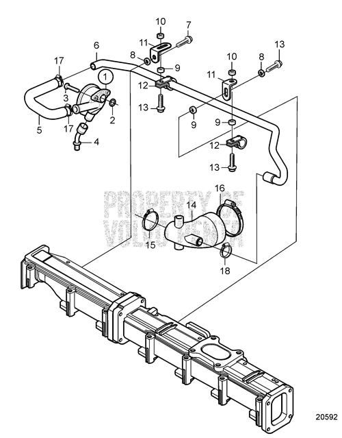 [ZD_5000] Volvo Penta Outdrive Parts Diagram As Well Volvo