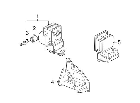 [BH_9616] Diagram For 2008 Uplander Front Suspension